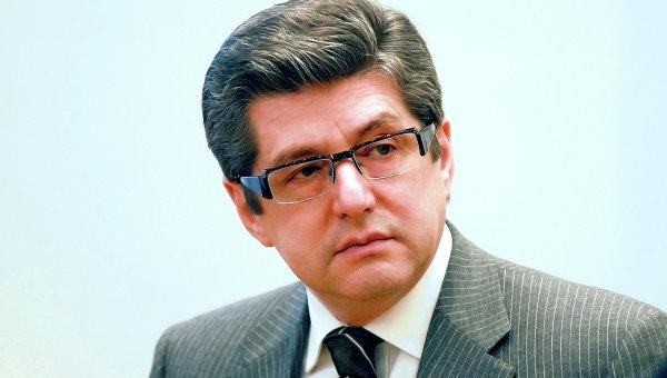 Замгенпрокурора РФ Александр Звягинцев. Архивное фото