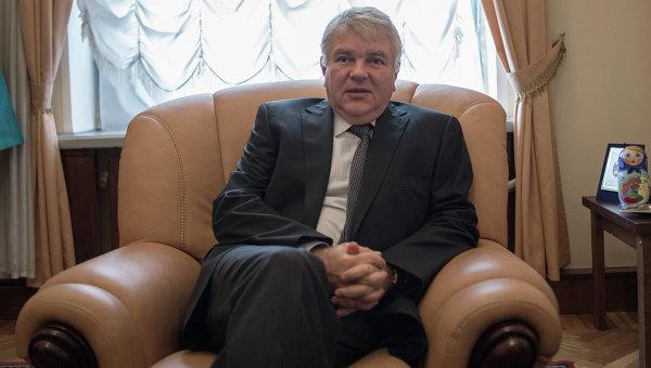 Заместитель министра иностранных дел РФ Алексей Мешков