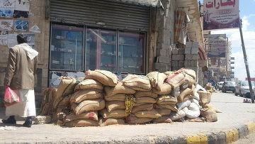 Ситуация на улицах Саны. Архивное фото