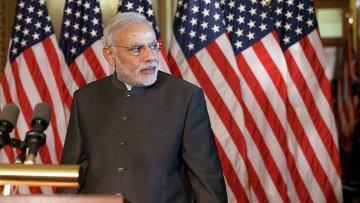 Визит Нарендры Моди в США