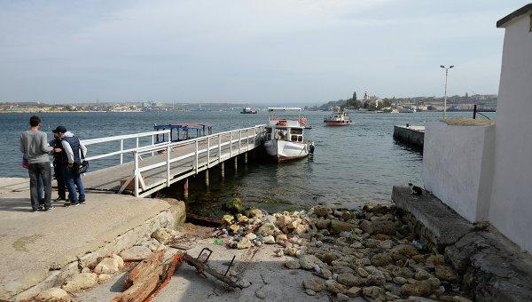 Вид на бухту Севастополя. Архивное фото