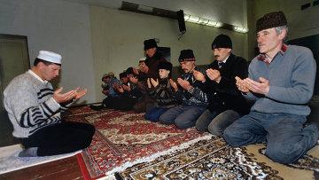 Молитва. Архивное фото
