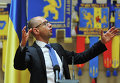 Премьер-министр Украины Арсений Яценюк посетил Львовскую область