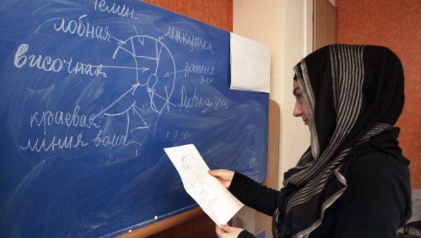 Профессиональное обучение при исламском культурном центре в Симферополе