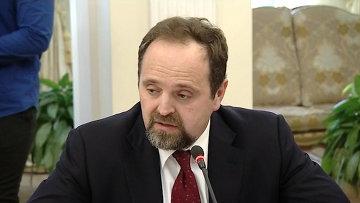 Глава Минприроды Сергей Донской. Архивное фото