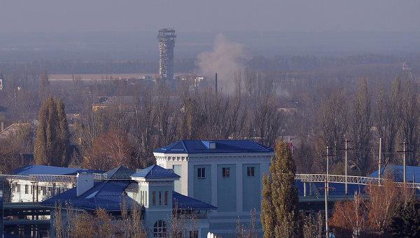 Донецк, архивное фото