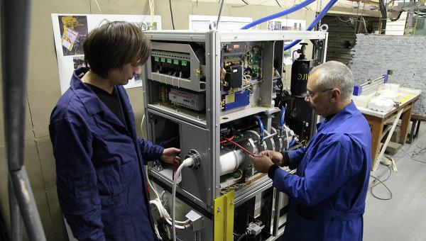 Ускоритель электронов для радиационной дефектоскопии