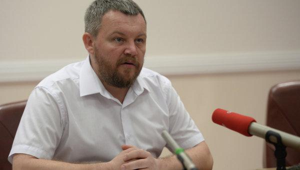 Председатель Народного Совета ДНР . Архивное фото