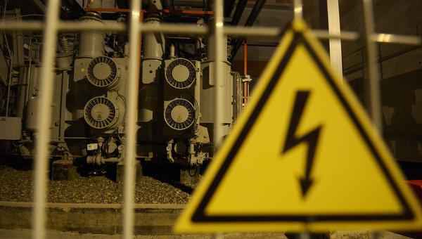 Тепловая электростанция. Архивное фото