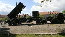 Американские ракеты Patriot размещены в Польше. Архивное фото