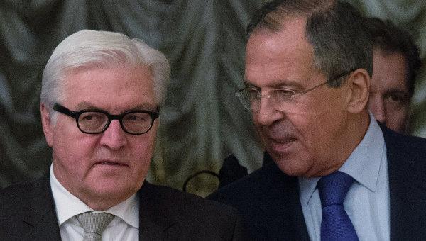 МИД ФРГ не имеет однозначного мнения по поводу военной помощи РФ Сирии