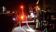 Пожарная техника. Архивное фото