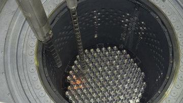 Загрузка ядерного топлива в реактор третьего блока Ростовской АЭС