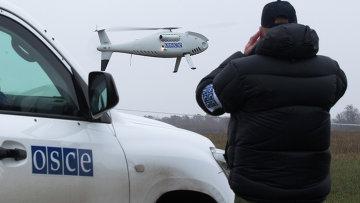 Представитель ОБСЕ в Украине