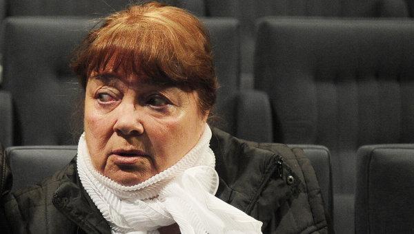 Артистка Нина Дорошина доставлена вбольницу под Москвой