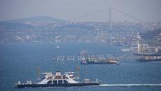 Залив Босфор. Архивное фото