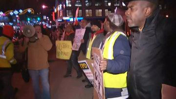 Протесты в США. Архивное фото