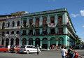 На улицах Гаваны