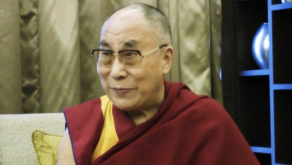 Далай-лама XIV Тензин Гьяцо . Архивное фото