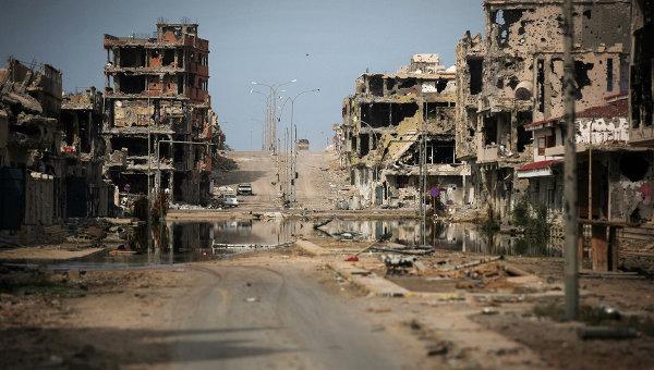 ВЛивии началось наступление напоследний город, подконтрольный ИГИЛ