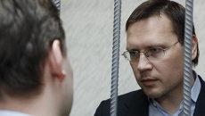 Бывший первый заместитель министра финансов Московской области Валерий Носов. Архивное фото