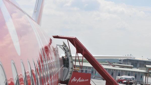Авиакомпания Air Asia. Архивное фото