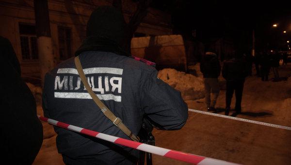 Взрыв в Одессе. Архивное фото