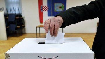 Выборы президента Хорватии, 11 января 2015