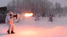 Горячий снег за Полярным кругом: арктическая бригада провела боеподготовку