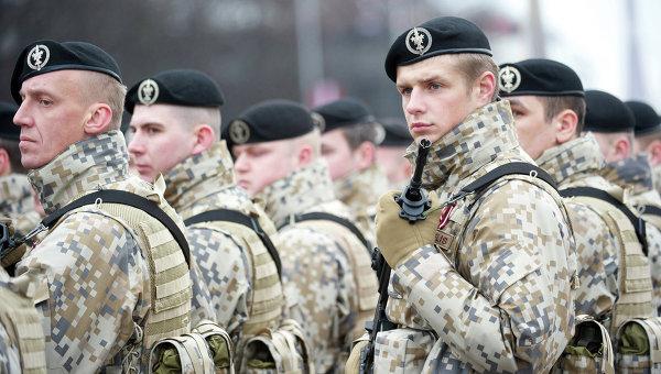 Латвия утроит число бойцов спецназа для борьбы с«зелеными человечками»