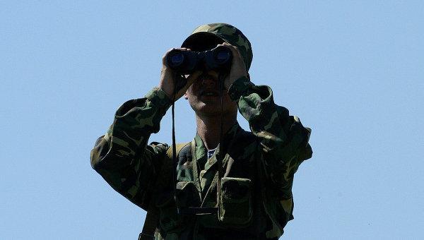 Ситуация наУнгар-Тоо: выставлено дополнительное количество военныхКР