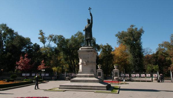 Кишинев. Молдавия. Архивное фото.