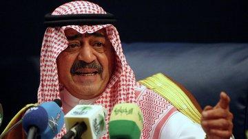 Наследный принц Саудовской Аравии Мукрин бен Абдель-Азиз