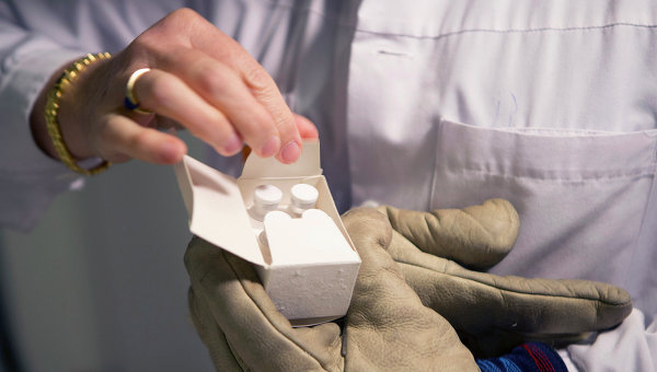 Пузырьки с лекарством. Архивное фото