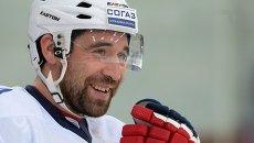 Российский хоккеист Данис Зарипов. Архивное фото