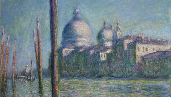 Клод Моне. Гранд-канал. 1908
