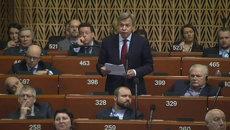 Пушков о событиях на Украине и межпарламентском диалоге в ПАСЕ без РФ
