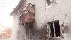 Кадры последствий обстрела Донецка, где погибли не менее 12 человек