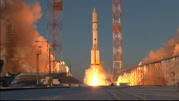 Ракета-носитель Протон-М, архивное фото