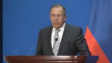 Лавров прокомментировал заявление Обамы о смене власти на Украине