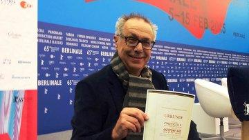 Директор международного кинофестиваля Берлинале Дитер Косслик