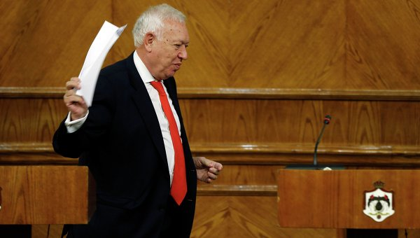 Глава МИД Испании Хосе Мануэль Гарсия-Маргальо