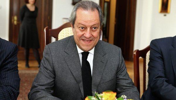 Министр промышленности и торговли Египта Мунир Фахри Абдель Нур. Архивное фото