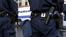 Полиция Австралии. Архивное фото