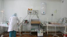 Детская больница. Архив