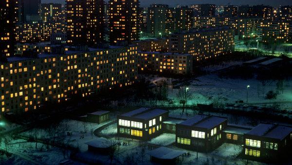 Новые жилые дома в районе Химки-Ховрино. Архивное фото