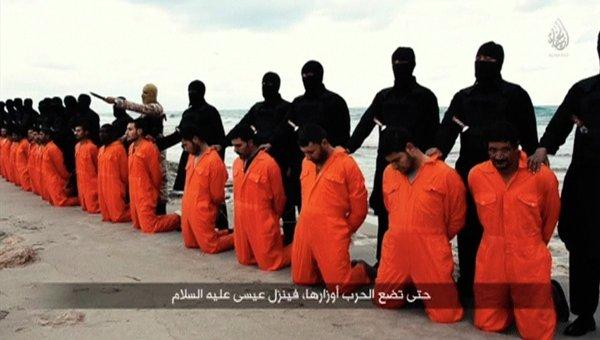 Боевики ИГ казнили 21 египтянина в Ливии