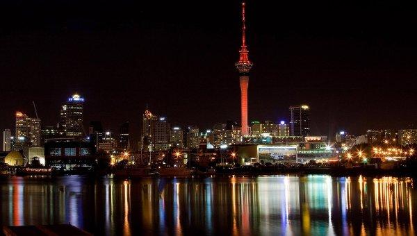 Новая Зеландия. Архивное фото