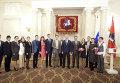 Мэр Москвы Сергей Собянин вручил премии правительства Москвы молодым ученым
