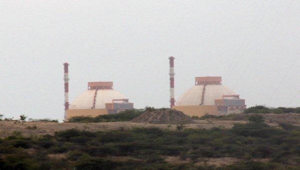 АЭС Куданкулам. Архивное фото